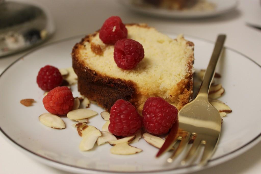 Amaretto Pound Cake | Heartfelt Confessions